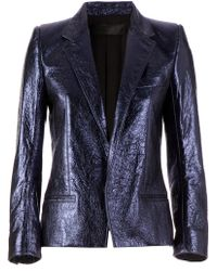 Haider Ackermann Fitted Blazer - Lyst