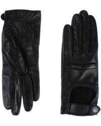 Rag & Bone Gloves black - Lyst