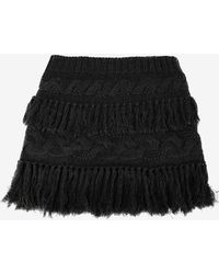 Exclusive For Intermix - Fringe Snood - Lyst