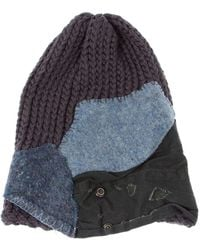Greg Lauren - Mix Knit Hat - Lyst