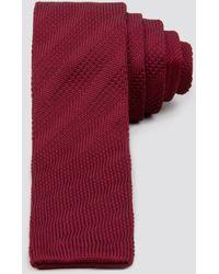 Ted Baker Watchet Knit Skinny Tie - Lyst