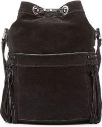 Zadig & Voltaire Boho Gypsy Bucket Bag - Lyst