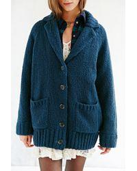 BDG | Cocoon Sweater Coat | Lyst