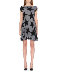 Vivienne Westwood Anglomania Antoinette Star-print Dress - Lyst
