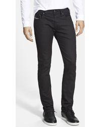 Diesel 'Thavar - Jogg' Skinny Fit Jeans - Lyst
