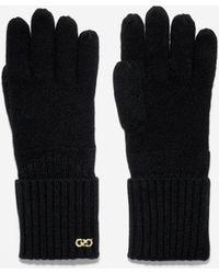 Cole Haan - Diagonal Rib Glove - Lyst