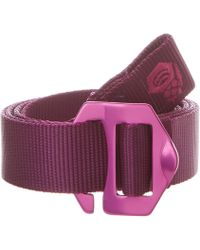 Mountain Hardwear - Alloy Nut Belt - Lyst