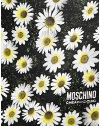 Boutique Moschino - Big Daisy Print Scarf - Lyst