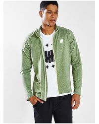 Undefeated Green Technical Jacket - Lyst