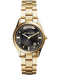 Michael Kors Colette Watch gold - Lyst