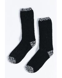 O'Hanlon Mills - Fuzzy Boot Sock - Lyst
