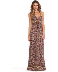Tysa - South Pacific Maxi Dress - Lyst