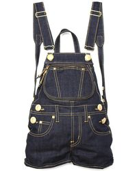 Moschino Overalls Backpack - Lyst