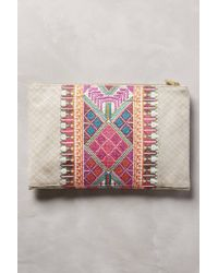 Penelope Chilvers Rostela Clutch - Lyst