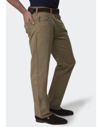 Armani Jeans | J31 Regular Fit Gabardine Jeans | Lyst