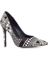 KG by Kurt Geiger Barley High Heel Court Shoes - Lyst