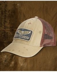 4ddb1999705 Denim   Supply Ralph Lauren - Canvas Trucker Hat - Lyst