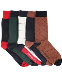 Commune De Paris 1871 | 5-pairs Of Multi-coloured Socks Set | Lyst