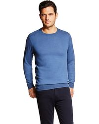 Vince Camuto Crewneck Sweater - Lyst