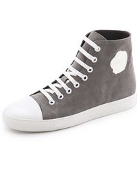 Viktor & Rolf High Top Sneakers - Lyst