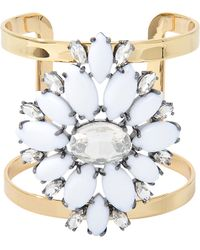 Juicy Couture - Flower Brilliant Blooms Cuff - Lyst