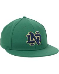 Adidas Notre Dame Fighting Irish Tv79 On Field Cap - Lyst