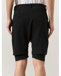 Chapter - Layered Track Shorts - Lyst