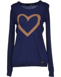 Love Moschino Sweater - Lyst