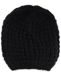 Ana Accessories Inc Beignet Or Nay Hat in Black - Lyst