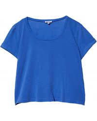 Splendid Vintage Crop Top - Lyst
