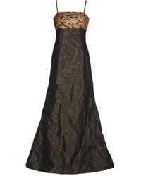 Gianfranco Ferré Long Dress - Lyst