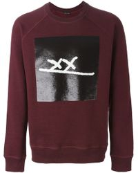Marc Jacobs | Sequin Sweatshirt | Lyst