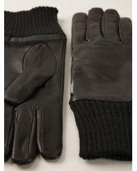 DIESEL - 'Gioyus' Gloves - Lyst
