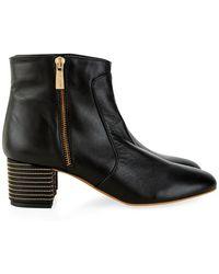 Kurt Geiger Savannah Ankle Boot - Lyst