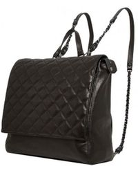 Alice + Olivia - Scarlet Quilted Leather Backpack - Lyst