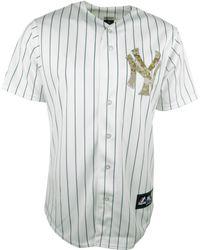 Majestic Mens New York Yankees Replica Jersey - Lyst