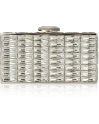 Judith Leiber New Goddess Clutch - Lyst