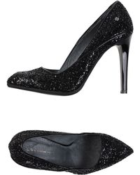 C'N'C Costume National Pump black - Lyst