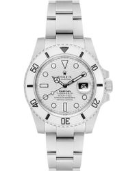 Bamford Watch Department - Light Grey Submariner With Artic Dial - Lyst