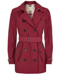Burberry Brit | Brookes Trench Coat | Lyst