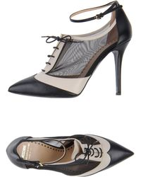 Moschino Cheap & Chic Laceup Shoes - Lyst