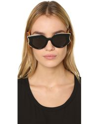 Preen By Thornton Bregazzi - Nottingham Sunglasses - Lyst