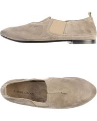 Costume National Moccasins - Lyst