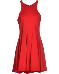 Cesare Paciotti 4us Short Dress - Lyst