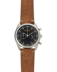 Orefici Watches - Vintage 42Mm Chronograph Watch - Lyst