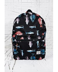 Herschel Supply Co. Settlement Backpack in Paradise Print - Lyst