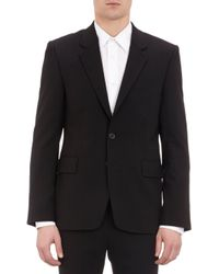 Ann Demeulemeester - Two Button Suit - Lyst