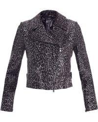 Alaïa | Guepard Calf Hair Jacket | Lyst