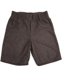 Tengri - Yak Boxing Shorts Brown - Lyst