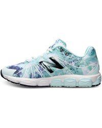 New Balance Womens Heidi Klum 890 Running Sneakers From Finish Line - Lyst